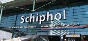 Taxi vliegveld Schiphol