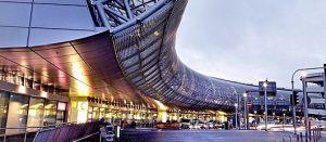 Taxi vervoer vliegveld